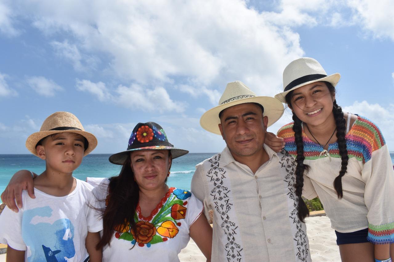 Familia Martínez